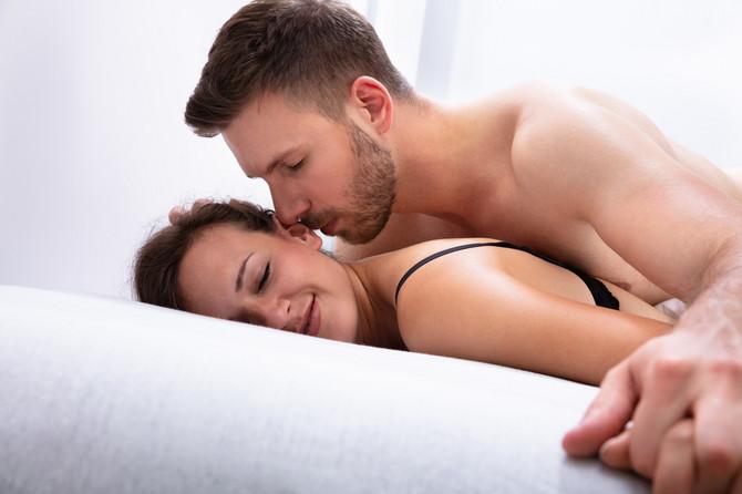 Da li vi imate redovne seksualne odnose?