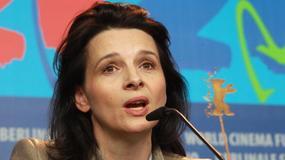 Juliette Binoche na planie nowego filmu Cronenberga
