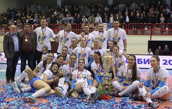 Jedinstvo je bilo pobednik Kupa i Superkupa
