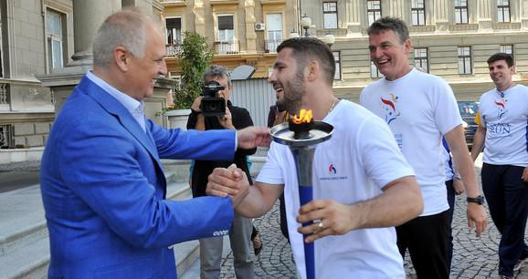 Goran Vesić' i Davor Štefanek