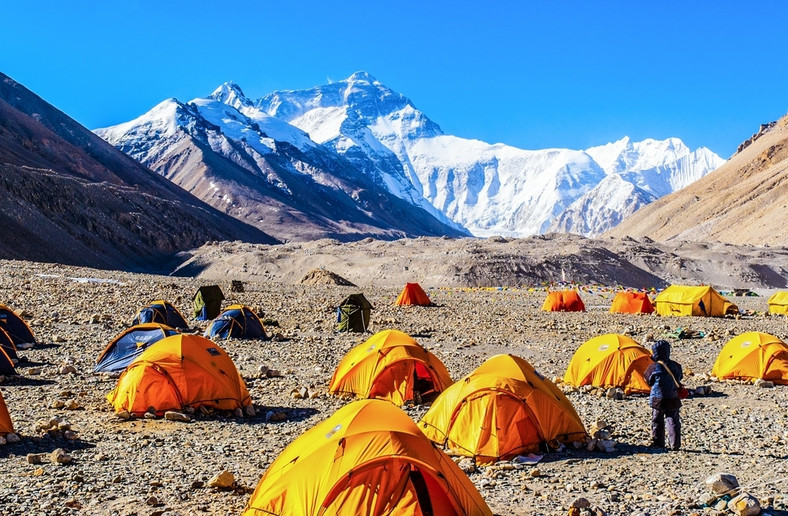 Base Camp, Mount Everest