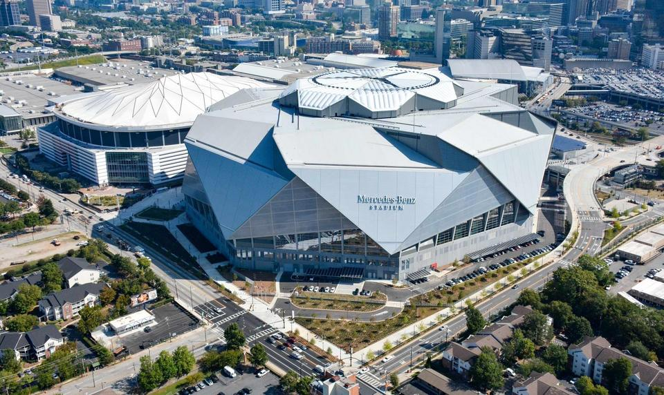 Mercedes-Benz Stadium (Atlanta, USA)
