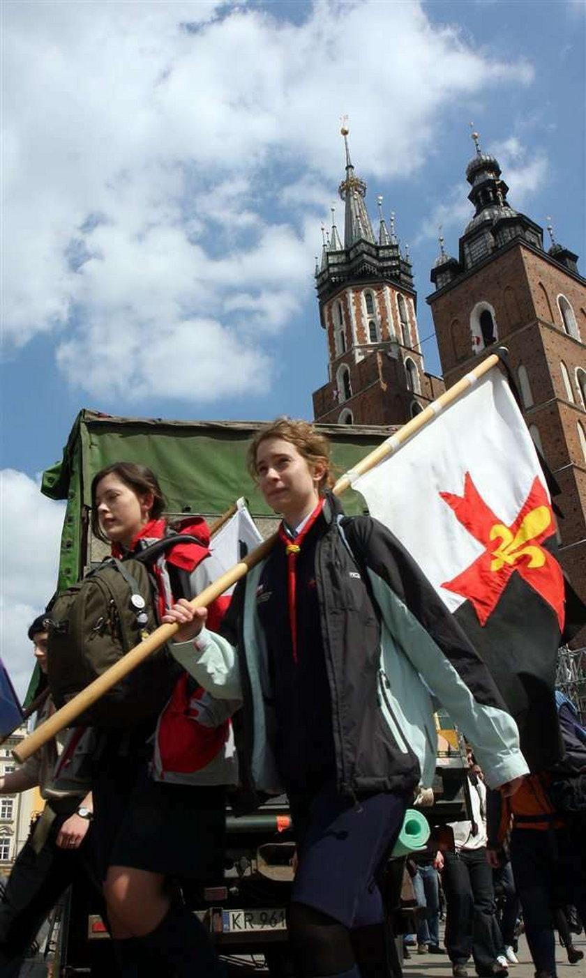 Tak będą wyglądały uroczystości w Krakowie