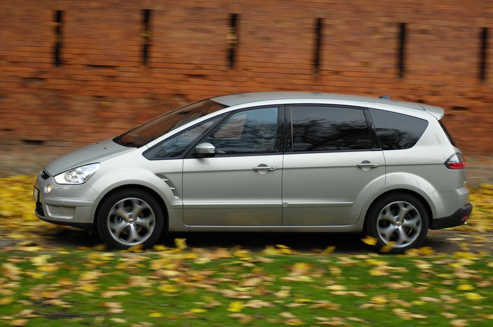 Ford S-Max 2,5T