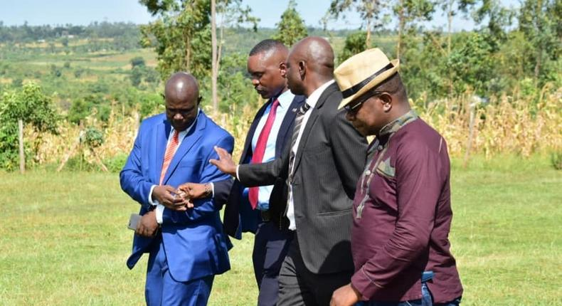 God why? ODM Communications Director Philip Etale cries out after elder brother, 3 brothers-in-law died within three weeks