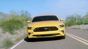 Tak będzie wyglądał nowy Mustang – najpopularniejsze auto sportowe w Polsce