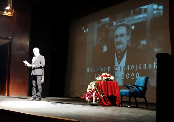 Komemoracija Desimira Stanojevića