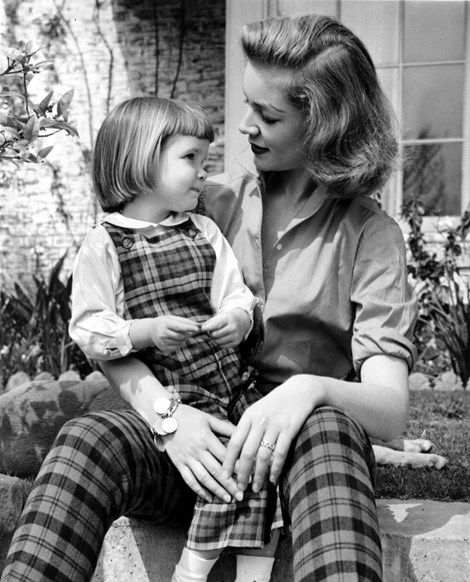 Loren sa ćerkom