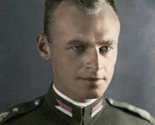 Biografia Witolda Pileckiego z nagrodą Costa Book of the Year