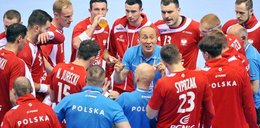 Dujszebajew po awansie do Rio podziękował Bieglerowi
