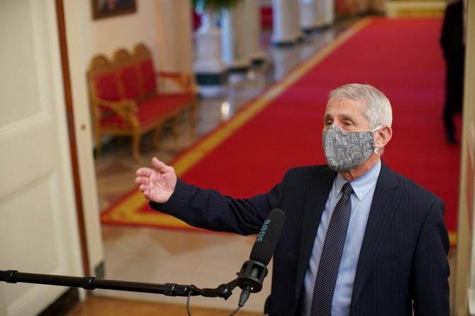 Dr Entoni Fauči