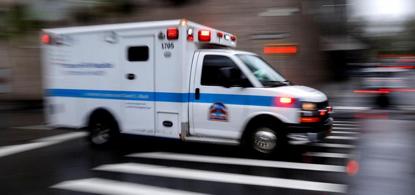 Horror w szpitalu. 55-letni pielęgniarz zabił swojego kolegę z pracy