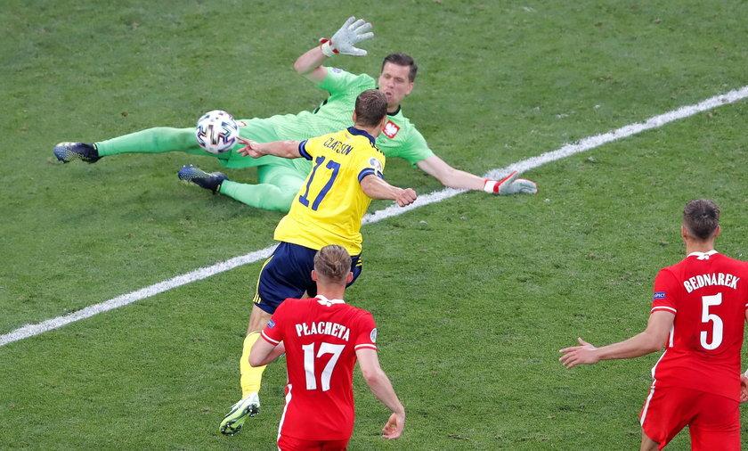 Szwecja dobiła Polaków w końcówce meczu