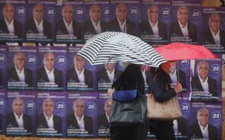 Wybory lokalne w Gruzji. W tle rok kryzysu, afera taśmowa i aresztowanie Saakaszwilego
