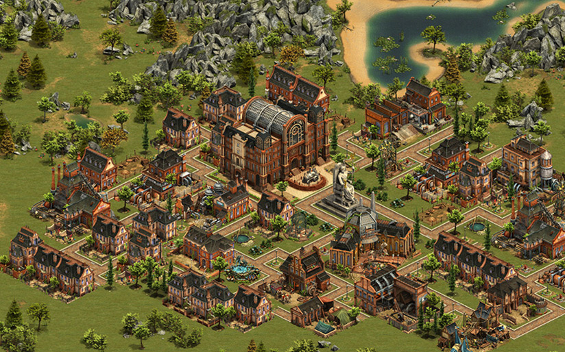 gameplanet Forge Of Empires