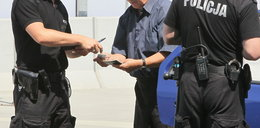 Policjanci oskarżeni! Chodzi o mandat