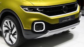 Volkswagen T-Cross Breeze – uterenowiony kabriolet (Targi Genewa 2016)