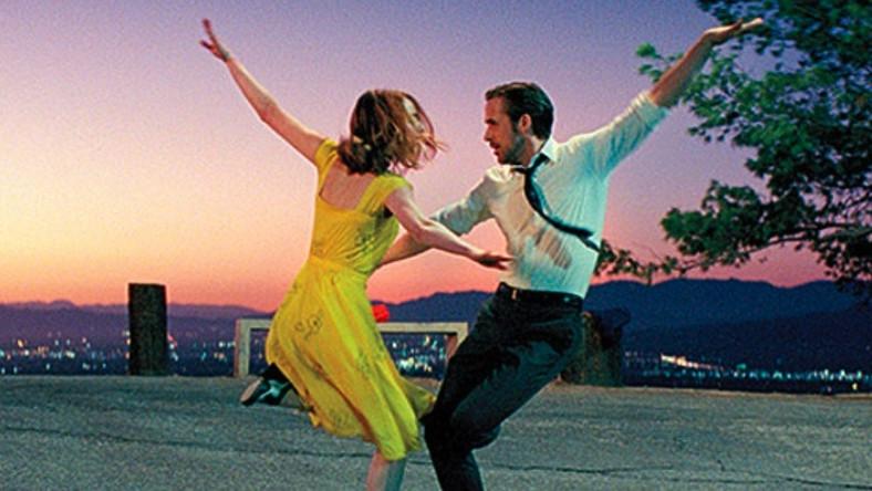 """Emma Stone i Ryan Gosling na pierwszym zdjęciu z filmu """"La La Land"""""""