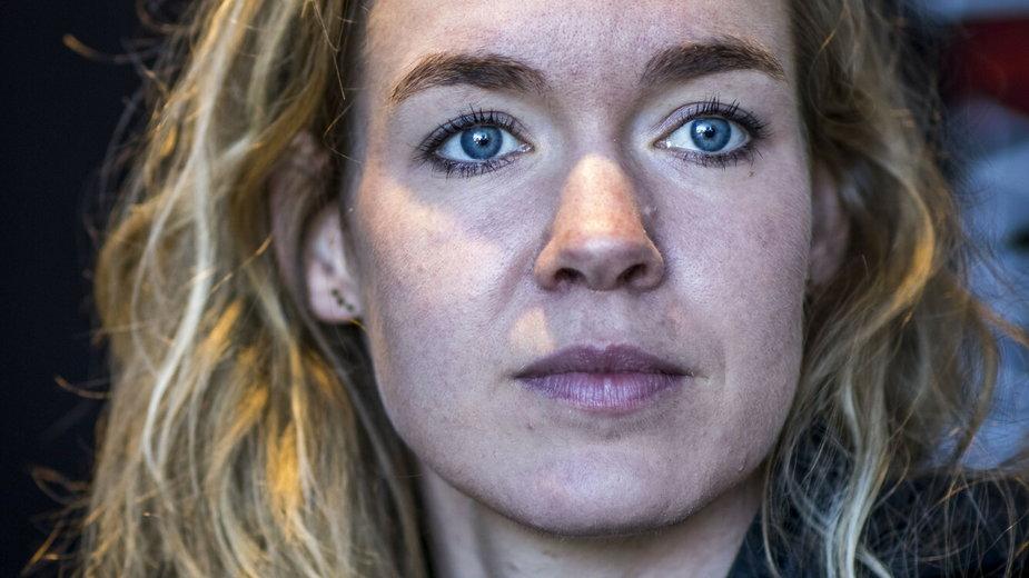 Anna van der Breggen fot. HOLLANDSE HOOGTE/East News