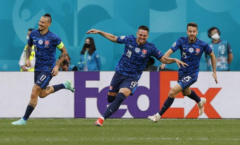 Tak Polska straciła gola