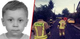 Tragiczny finał poszukiwań Dawidka. Znaleziono ciało 5-latka