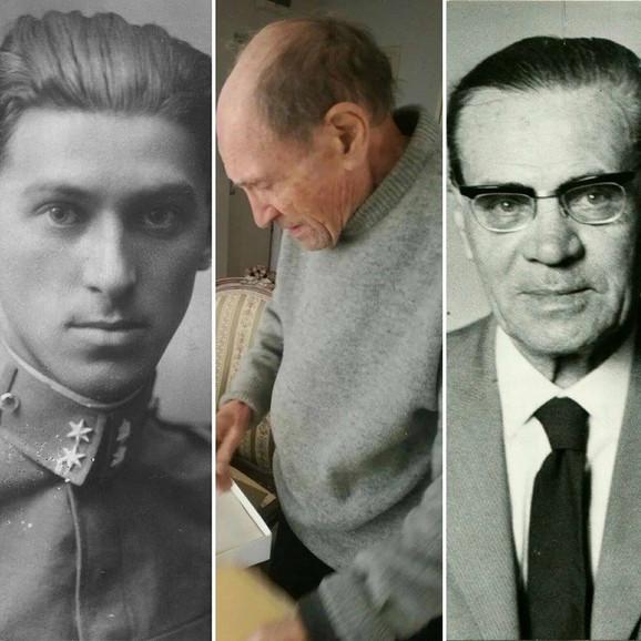 Miloš Crnjanski, Ivo i Gvido Tartalja