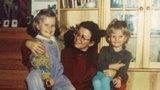 Tak wyglądała Lewandowska w dzieciństwie. Nie do poznania