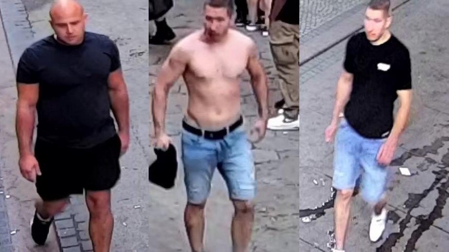Podejrzani o pobicie mężczyzny we Wrocławiu