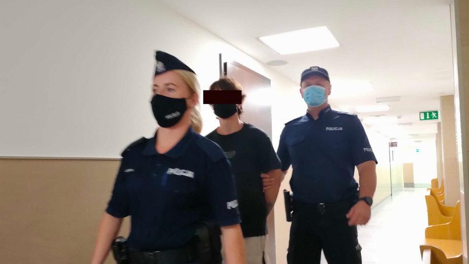 Znany patoyoutuber stanął przed sądem