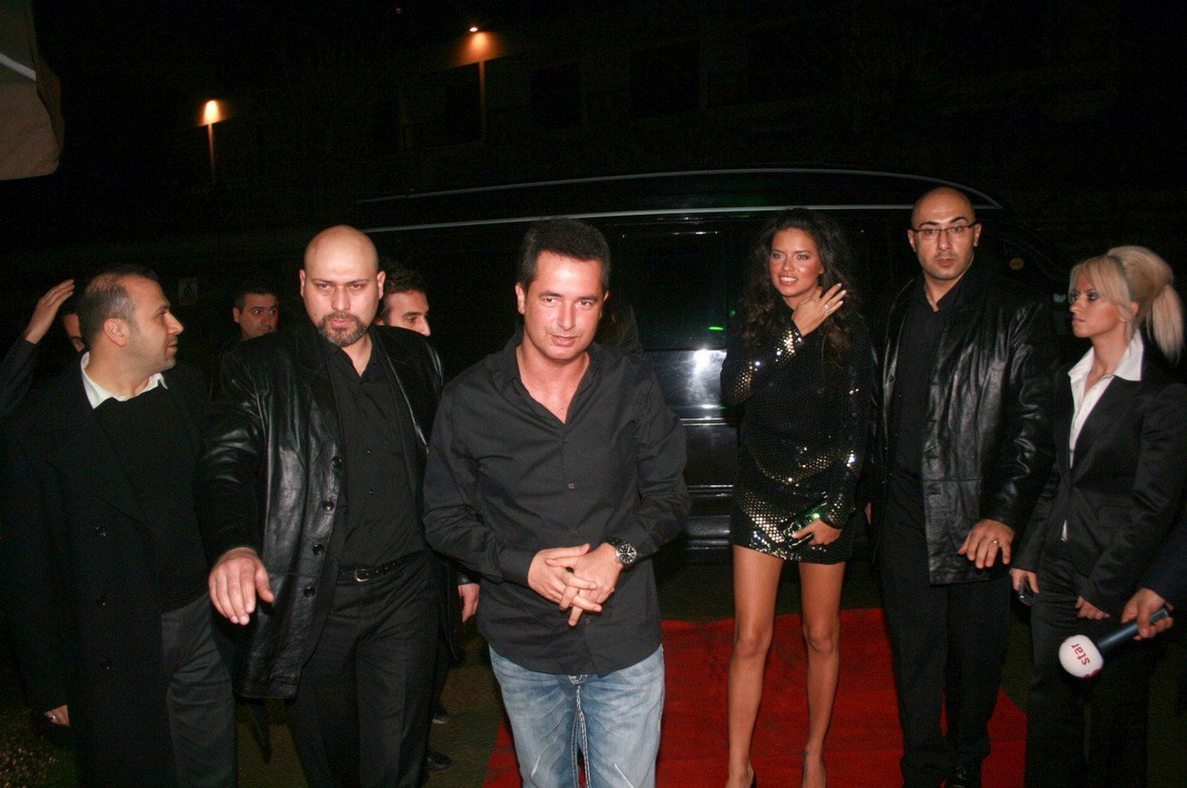 Adrijana 2009. godine