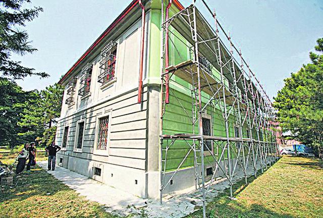 Obnova pri kraju: U dvorcu Šlos će biti muzej, ali i drugi sadržaji