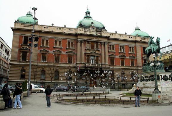 Narodni muzej je već godinama zatvoren