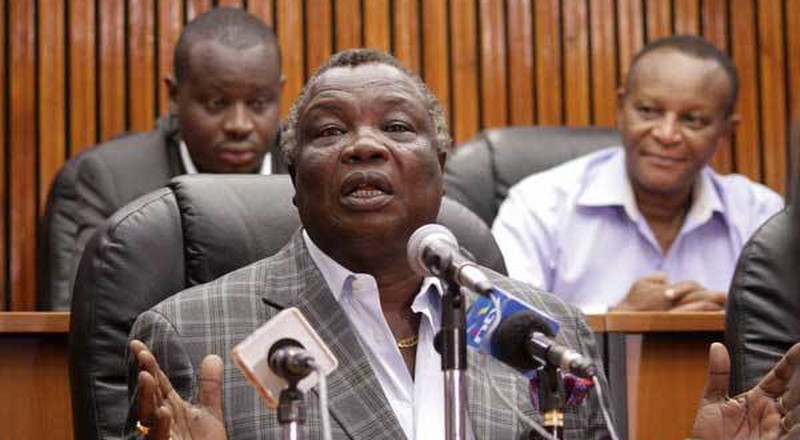 I'm not an ardent supporter of Raila – Francis Atwoli