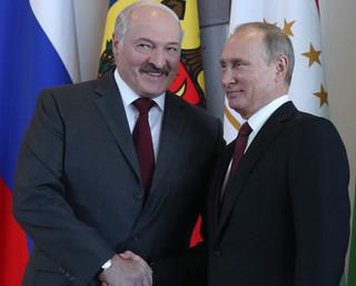 Kreml potwierdził przyjazd Łukaszenki do Rosji 14 września