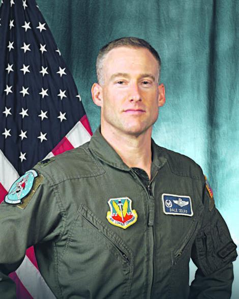Dejl Zelko, američki pilot nevidljivog F-117