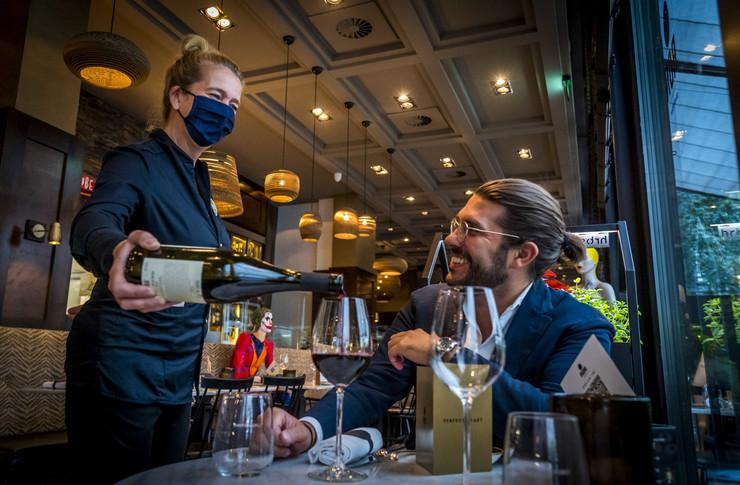 Restoran foto epa lex van lieshout