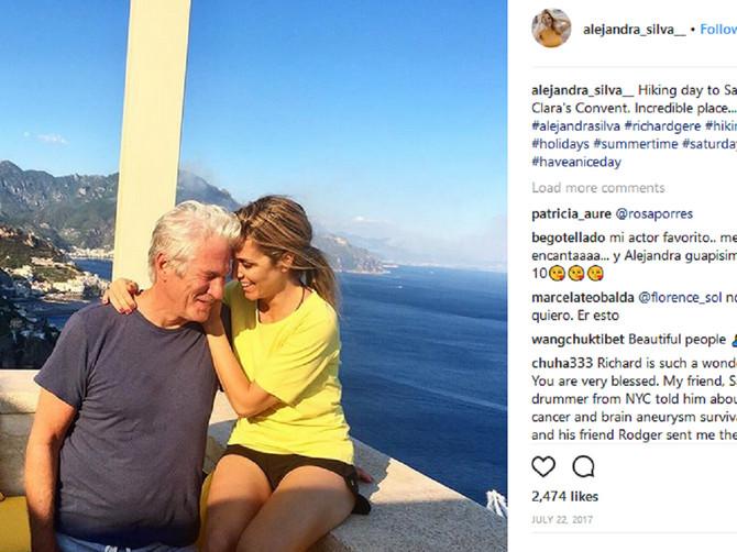 Njenog oca zna svako ko je čuo za Real iz Madrida: Ko je PREBOGATA lepotica koja je zavela 34 godine starijeg Ričarda Gira?