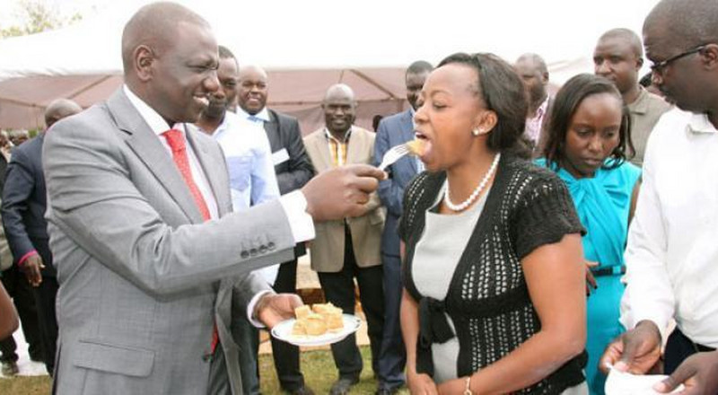 I was with my wife when I was kicked out of my Mombasa residence - DP Ruto
