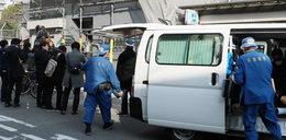 Turysta w rękach policji. W walizce miał głowę kobiety