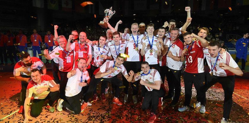 Polscy siatkarze mistrzami świata! Co za popis