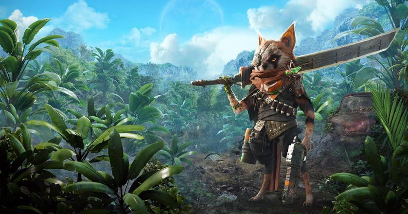 """""""BioMutanta"""" zaprezentowano po raz pierwszy na gamescom 2017"""