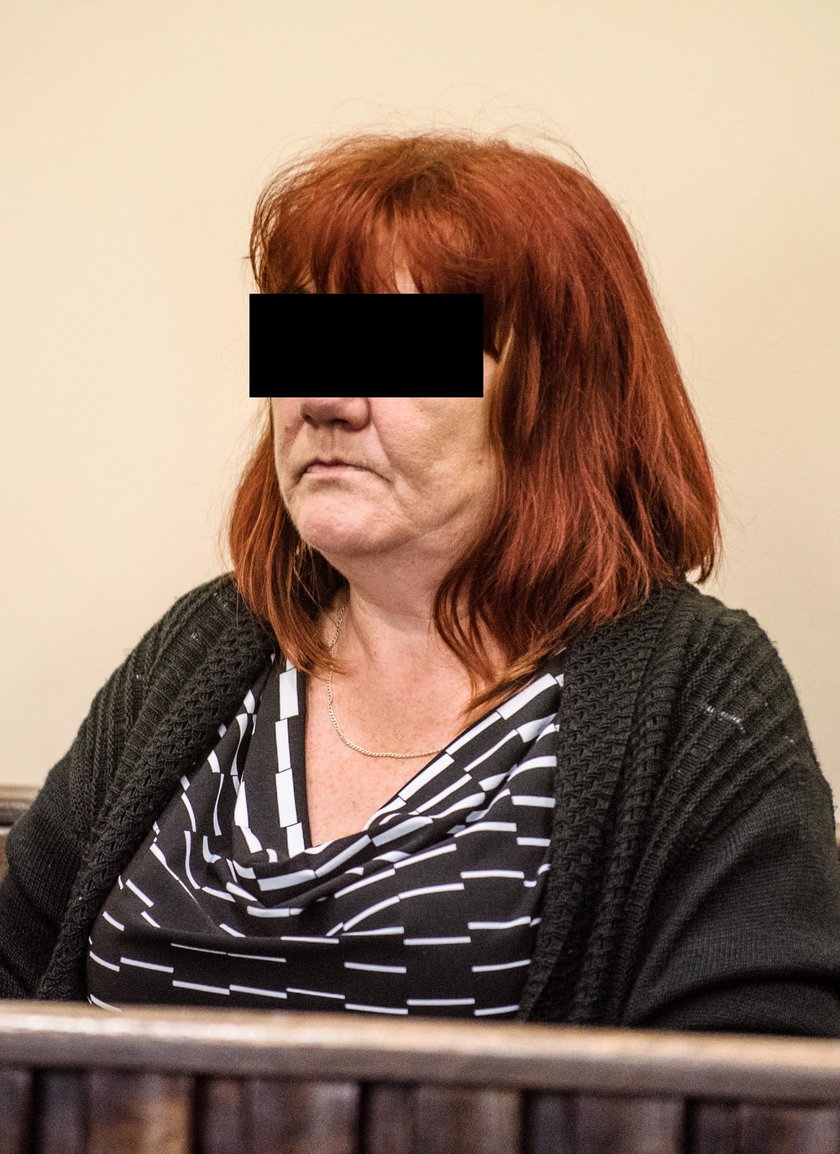 Renata J. oskarżona o zranienie partnera