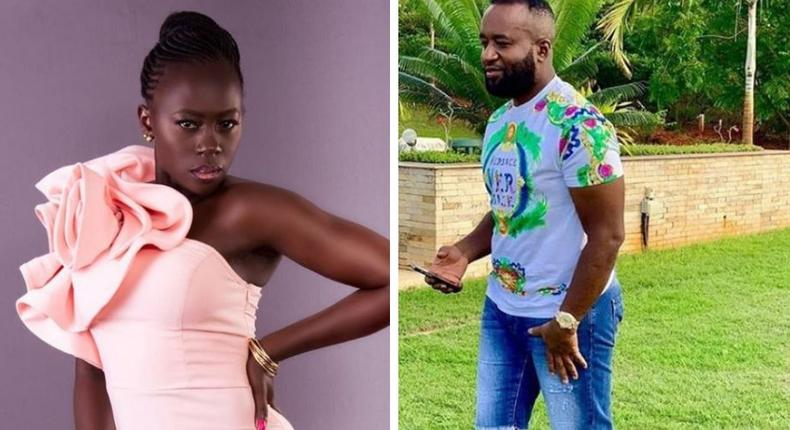 Akothee's special birthday message to Joho