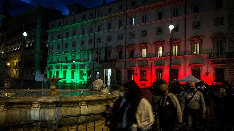 Włochy: Godzina policyjna w Lacjum. Rzym w weekend bez nocnego życia