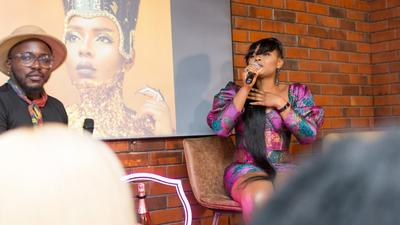 "How Yemi Alade's ""Woman of Steel"" Album Launch went down in Nairobi (Photos)"