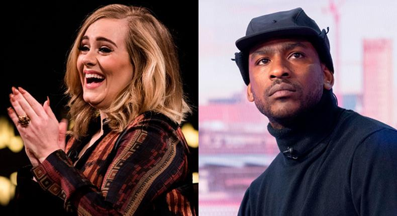There are unconfirmed reports that Grammy award-winning singer, Adele is now romantically linked to UK rapper, Skepta. [ENews]