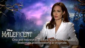 """""""Czarownica"""": Angelina Jolie opowiada o filmie"""