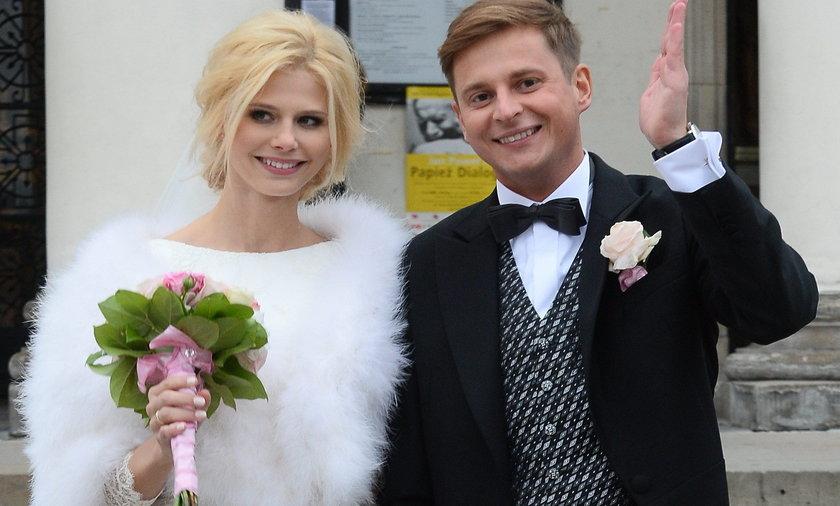 Ślub Izabeli Zwierzyńskiej