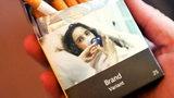 Najbrzydszy kolor na świecie trafi na opakowania papierosów