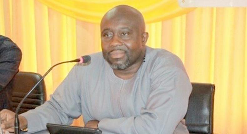 Deputy Minister of Communication, George Andah